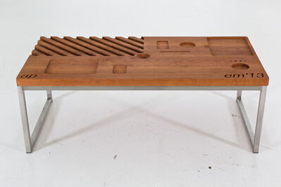 Emmett Moore, 'Numerical Control Table', 2013