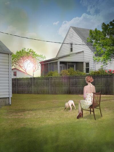 Liron Kroll, 'Backyard 03', 2014