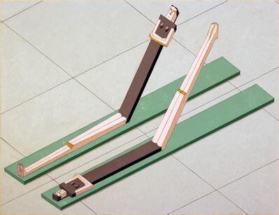 Mernet Larsen, 'Sit-ups Leg-lifts', 2012