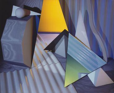 Barbara Kasten, 'Construct NYC 17', 1984