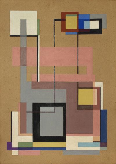 Manlio Rho, 'Composizione', 1936