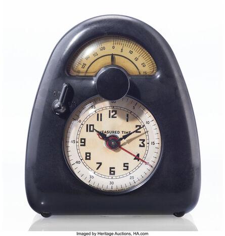 Isamu Noguchi, 'Measured Time (Interval Clock Case)', 1932