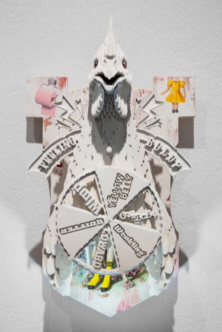 Mário Belém, 'Chicken Shit Trophy', 2020