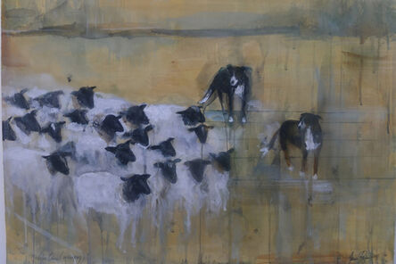 Jane Rosen, 'WATER LANE (MEMORY)', 2016