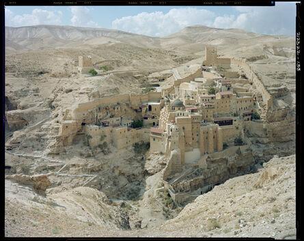Stephen Shore, 'St. SabasMonastery, Judean Desert', 2009