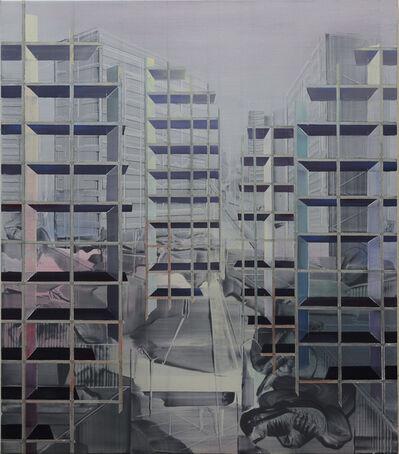 Driss Ouadahi, 'North', 2014