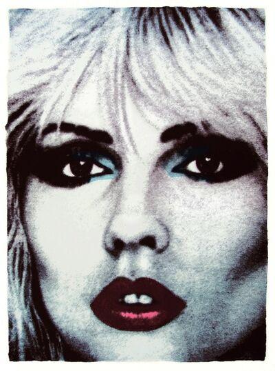 John Dove and Molly White, 'Debbie Harry (Face No.5) ', 2012