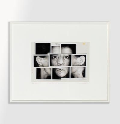 Ulay, 'Renais sense Aphorism', 1972