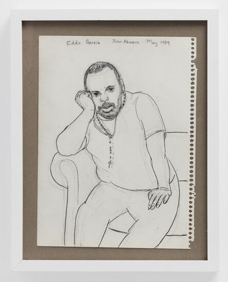 John Ahearn, 'Eddie Garcia  ', 1989