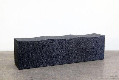 John Eric Byers, 'Block Bench for Three', ca. 2012