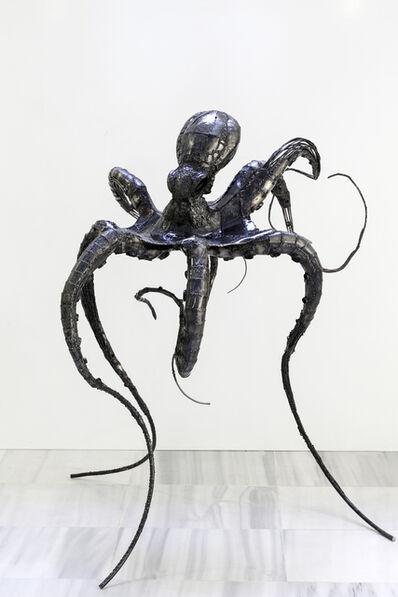 Büşra Kölmük, 'Octopus Attack', 2017