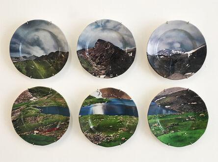 Adeela Suleman, 'Untitled (Plate Group - 1)', 2017