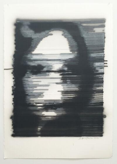 Anton Perich, 'Andrea, Portrait Attempt', 2014