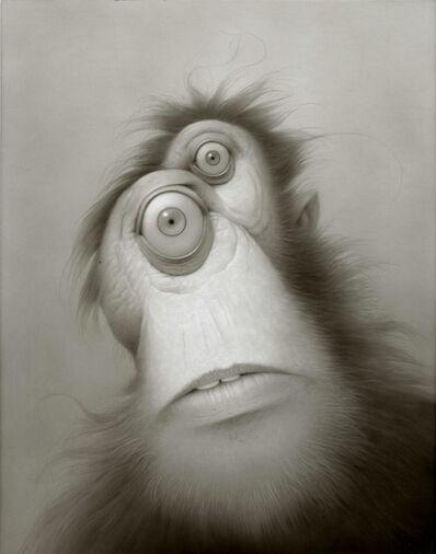 Travis Louie, 'Mr. Chippy the Curious Mascot'