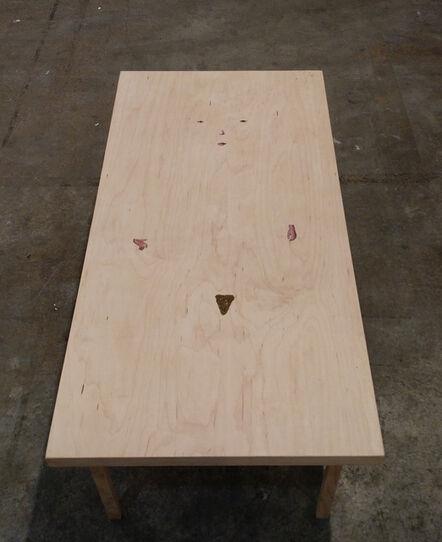Bruno Gruppalli, 'Table', 2017