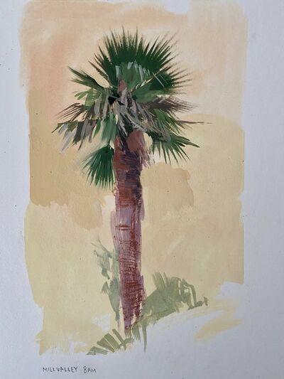 Ondrea Vicklund, 'Palm In Smoke', 2020