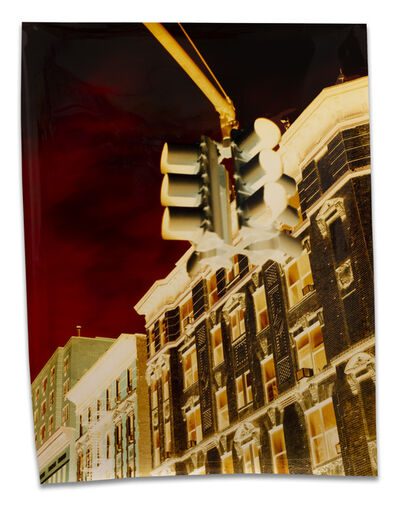 John Chiara, 'East 2nd Street at Avenue C, Variation 2', 2018