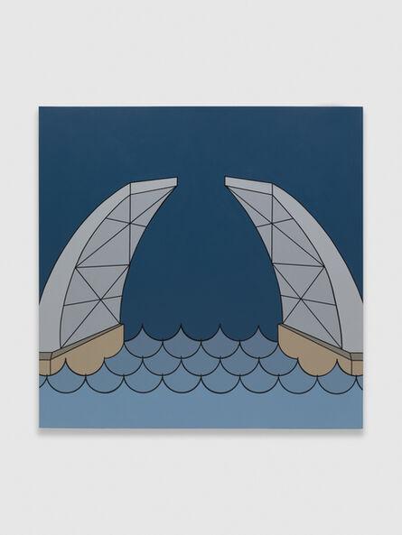 Sean Gannon, 'The Turbulent Waters', 2020