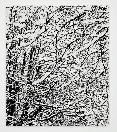 Farhad Moshiri, 'SNOW FOREST 006A', 2017