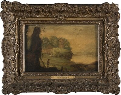 Joos de Momper II, 'Shepherd in the Landscape', 17th Century