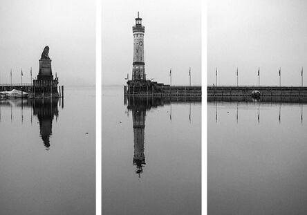 Liliana Antonow, 'Una constante en Lindau (triptych)', 2019