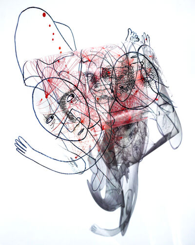 Mona Choo, 'The Question of Multi Dimensions', 2014