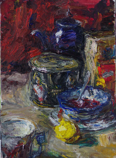 Ulrich Gleiter, 'Morning Table', 2014