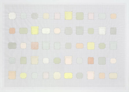 Rachel Whiteread, '50 Spaces', 2010