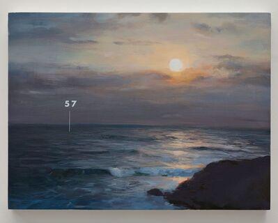 Oliver Jeffers, 'Fathom Seascape no. 4', 2015