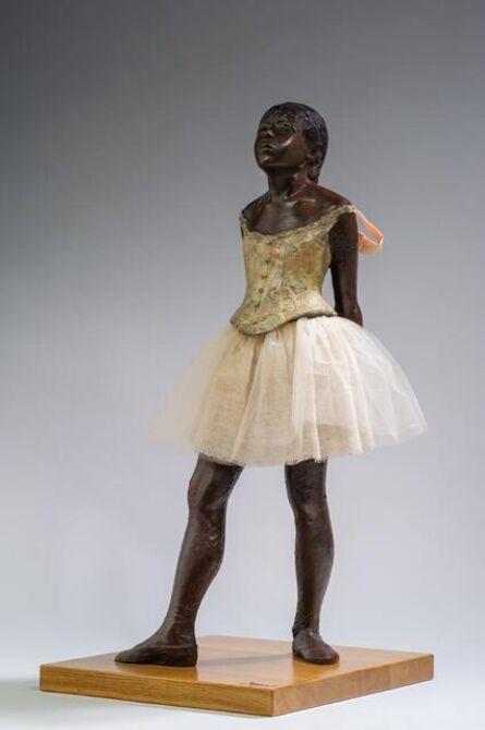 Edgar Degas, 'La petite danseuse de 14 ans', 2018