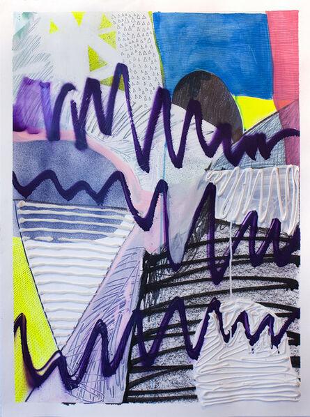 Jennifer Shepard, 'Nicotine Dreams', 2015