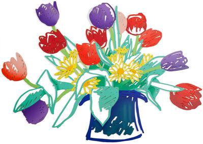 Tom Wesselmann, 'Birthday Bouquet (Hat Vase)', 1988-1991