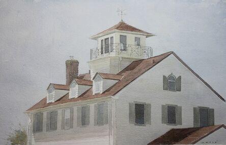 Mario A. Robinson, 'US Coast Guard Headquarters (Point Pleasant, NJ) ', 2016