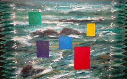 Roger Ingerton, 'Pillars in life', 2009