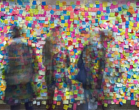 Matthew Pillsbury, 'Subway Therapy 1, Union Square, New York City, December 3', 2016