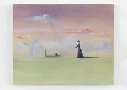 George Condo, 'Dream Scape', 1994