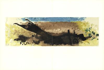 Georges Braque, 'Bord de Mer', 1960