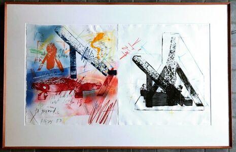 Michael Heizer, 'III-8 ', 1983