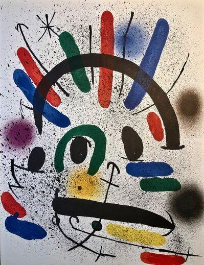 Joan Miró, 'Original Lithograph II', 1972