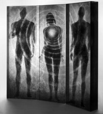 Michal Macku, 'Glass gellage XLIV (Triptich)', 2014