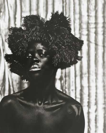 Zanele Muholi, 'Faniswa, Seapoint, Cape Town, from the series Somnyama Ngonyama (Hail the Dark Lioness)', 2016
