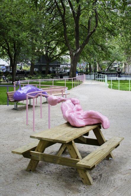 Charles Long, 'Pink Blob', 2012