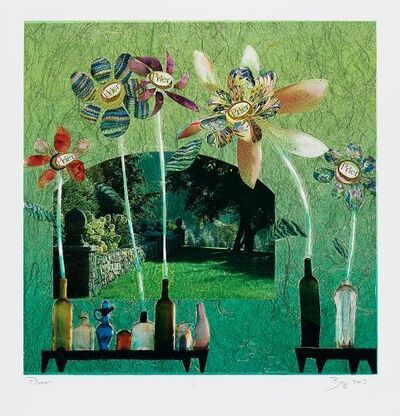 Marian Bingham, 'Prier', 2013-15