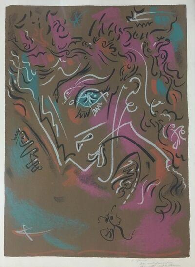 André Masson, 'Galerie Louis Leiris', 1968