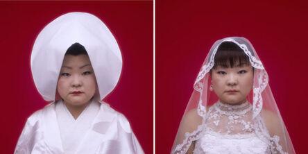 Tomoko Sawada, 'Bride (15 + 16)', 2007