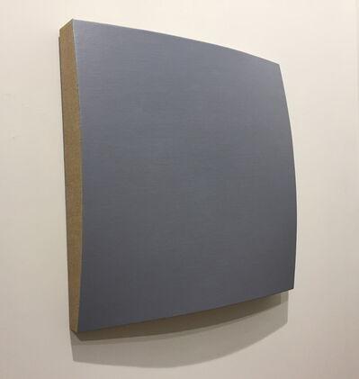 Dirk Rathke, 'spätes grau, konvex (#595)', 2007