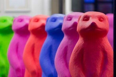Cracking Art Group, 'Meerkat'