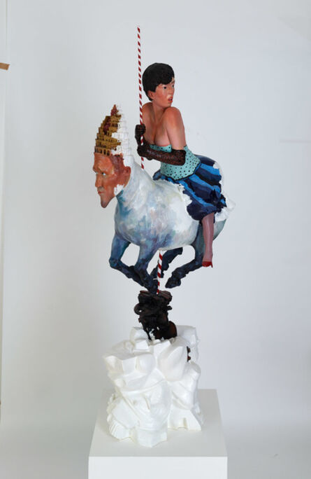 Feng Lu, 'Carousel', 2014