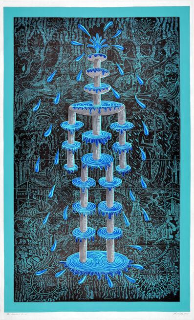John Buck, 'The Fountain', 2015