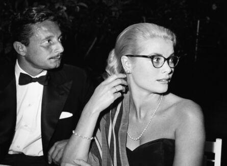 Murray Garrett, 'Pat Dechico and Grace Kelly Enjoy a Luncheon at Columnist Louella Parsons'', ca. 1955